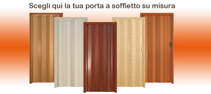 Costruisci le tue tende o zanzariere su misura le zanzariere - Porte a soffietto colorate ...