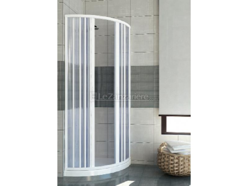 Cabina doccia basic - Box doccia pentagonale ...