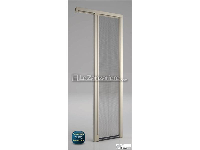 Miniscenica bettio zanzariere per porte finestre bettio in - Zanzariere per porte finestre ...