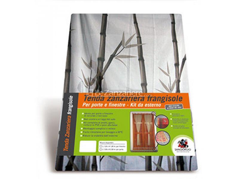 Tenda zanzariera per porta le zanzariere fai da te in - Zanzariera porta ...